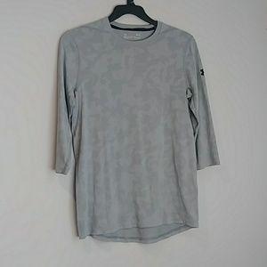 Under Armour Grey Shirt M